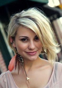 Chelsea Kane Hair. So cute...