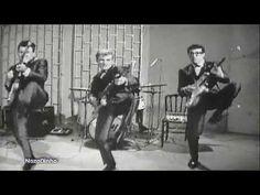 Early British 60's Rock......The Shadows / FBI / Crackerjack  1961/