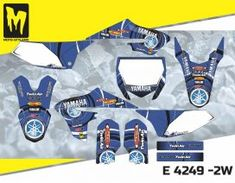 E 4249 - Yamaha YZ 65 2018 — Moto-StyleMX - Premium manufacturer of quality decals Yamaha Motocross, Scrambler Motorcycle, Dirt Bike Gear, Dirt Bikes, Car Insurance, Graphics, Elegant, Motorbikes, Classy