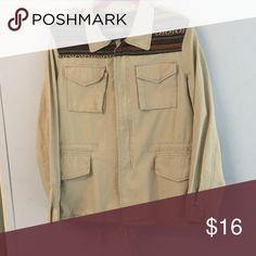 🍁🍂Fall Boho boutique jacket❤️ Super cute medium perfect condition. Middle TN Jondie boutique. Perfect condition. Botique Jackets & Coats Utility Jackets