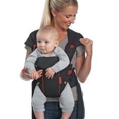 Infantino   Baby Front Carrier, Baby Carrier Pouch, Baby Front Pack Carrier