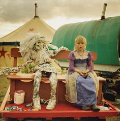 Fashion and social documentary photographer, Iain McKell took his first pictures of New Age Travellers 25 years and has been amazed at how t...