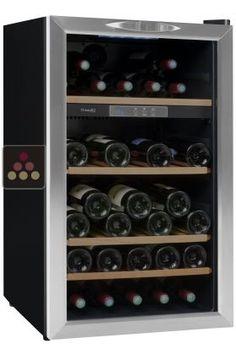 15% de réduction : Cave � vin mono-temp�rature de service  CLIMADIFF, ACI-CLI564…
