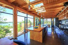 Georgian-Bay-Timber-Cottage_1 | iDesignArch | Interior Design, Architecture & Interior Decorating eMagazine