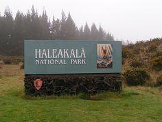 Haleakala National Park in the state of Hawaii
