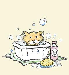 B is for Bath by Anita Jeram