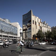 HOUSING AND GALLERY | BP architectures | Paris, France