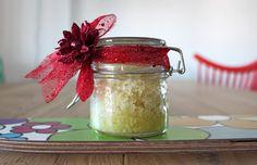#Scubs per il corpo #handmade : #limone e #olio #esfoliante.