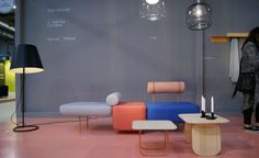 Wallpaper* Magazine: Salone del Mobile 2015
