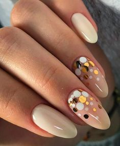 25 Beige Nail Designs Ideas to Try This Season matte nails colors;matte nails p. - Nail Design Ideas, Gallery of Best Nail Designs Beige Nails, Pink Nails, Glitter Nails, Matte Nails, Cream Nails, Glitter Art, Beige Nail Art, Red Nail, Shellac Nails