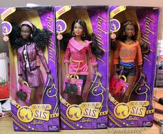 So In Style Baby Phat Kara, Grace & Chandra, these are gorgeous dolls.