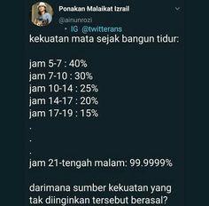 Quotes Lucu, Jokes Quotes, Me Quotes, Funny Quotes, Funny Memes, Quotes Lockscreen, Period Humor, Self Reminder, Quotes Indonesia
