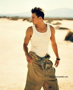 All things Channing Tatum and especially The Eagle!