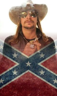 Rebel with a cause. Southern Heritage, Southern Pride, Southern Charm, Country Boys, Country Music, Outlaw Country, Rock Music, My Music, Kid Rock Picture