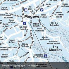 Mobile Mapping App - Ski Resort  http://www.lovelljohns.com/category.aspx?cat=Mobile&pid=278&page=Mobile-Mapping