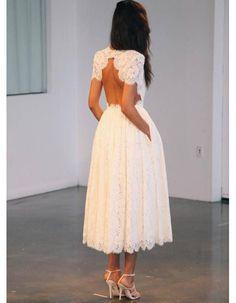 Robe de mariée princesse courte - 20 robes de mariée de princesse qui font rêver - Elle