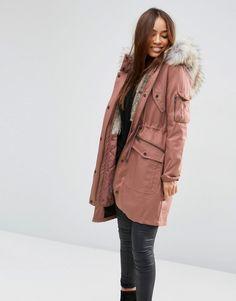 ASOS+Parka+With+Detachable+Faux+Fur+Liner