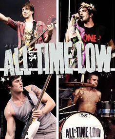 All Time Low- 4 lovely men