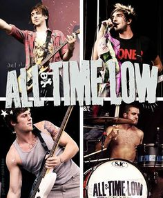 All Time Low- 4 lovely men