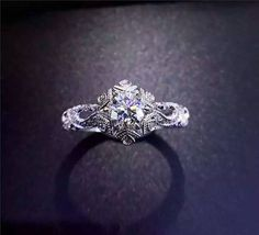 Omg if i ever get married this is the ring!!!