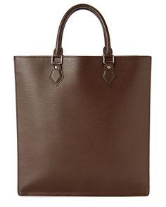 Louis Vuitton Mocha Epi Leather Sac Plat is on Rue. Shop it now.