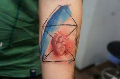 herz tattoo wiesbaden paztattoo