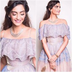 Jewellery inspiration More stunning images with Bollywood actress @sonamkapoor in Dubai wearing diamonds by Kalyan Jewellers. Hair and makeup @namratasoni. Outfit @sandramansour and styling by @rheakapoor. So beautiful. #sonamkapoor #kalyanjewellers #dubai #namratasoni #rheakapoor #sandramansour #followme