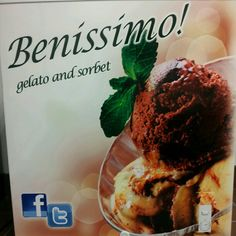 Benissimo! freezers are here! Don't have a freezer for our product? We can help!