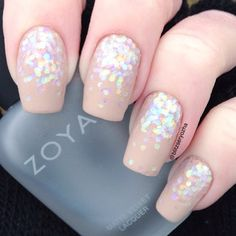 Zoya Monet from the Awaken Collection: Pastel, Spring 2014 Nail Polish Colors