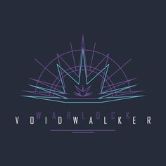 Check Out This Awesome Destiny Warlock Voidwalker Design On