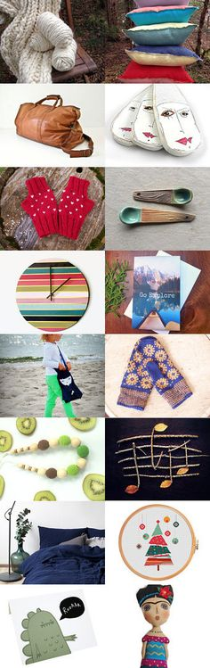 Beautiful april things by Laura García Couto on Etsy--Pinned with TreasuryPin.com