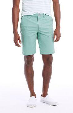 Shorts - Mens - Armani Exchange.com chino shorts $60