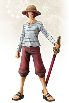 One Piece DX Figure The GrandLine Men Vol. 0 SHANKS