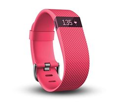 Special Offers - Fitbit Charge HR Pink Large - In stock & Free Shipping. You can save more money! Check It (July 02 2016 at 12:17AM) >> http://hrmrunningwatch.net/fitbit-charge-hr-pink-large/