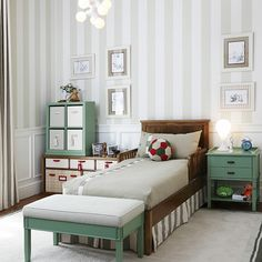 Theodora Home, Boy Room, Bench, Storage, Table, Furniture, Home Decor, Boys, Bed Frame Feet