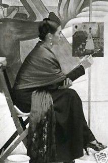 Self Portrait on the Boarder of Mexico, Autorretrato Frontera Entre, Frida Kahlo, C0110