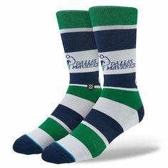 Stance Socks NBA HARDWOOD Mavs.