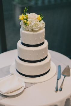 Stunning wedding floral services to complement your wedding decor Floral Wedding, Wedding Flowers, Elegant Cakes, Surrey, Cake Toppers, Wedding Decorations, Events, Yellow, Simple