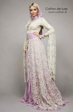 Caftan haute couture 2014