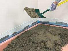 Sweat Equity host Amy Matthews shows you how to choose the right flooring for your needs, install it like a pro and protect it for a long-lasting investment. Isolation Sol, Basement Flooring Options, Door Images, Big Houses, Concrete Floors, Carpentry, Sunroom, Outdoor Spaces, Garden Tools