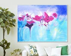 Abstract Print Abstract Art Abstract Painting by serenartstudio