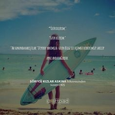 Sörfçü Kızlar Aşkına