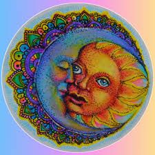Bildergebnis für sun painting