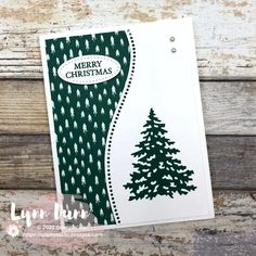 Simple Christmas Cards, Homemade Christmas Cards, Christmas Cards To Make, Noel Christmas, Homemade Cards, Stamped Christmas Cards, Christmas Presents, Christmas Portraits, Fun Fold Cards