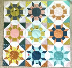 a quilt is nice: Shimmer block from Cluck Cluck Sew
