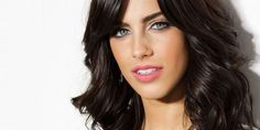 Images for Desktop: jessica lowndes picture (Eldon Walls Bump Hairstyles, Romantic Hairstyles, Haircuts For Long Hair, Braided Hairstyles, Jessica Lowndes, Hair Lights, Light Hair, Brown Hair Pale Skin, Dark Hair