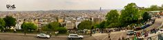 ...París desde La Basilique du Sacré Cœur de Montmartre... 2006 / u+dl #PasionporelClick
