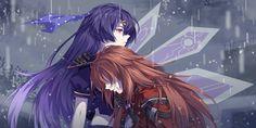 Manga Art, Anime Art, Yuri Anime, Anime People, Girl Wallpaper, Female Characters, 3 Picture, Cool Girl, Illustration