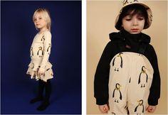 Mini Rodini winter 2013 | new kidsfashion | pinquin styles #mini rodini | fashionable rainy days | #childrenswear