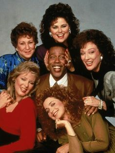 Designing Women - I loved this show - all of the characters cracked me up! I especially loved the wit of Bernice.